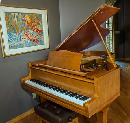 Kroeker sons piano experts for Yamaha piano store winnipeg